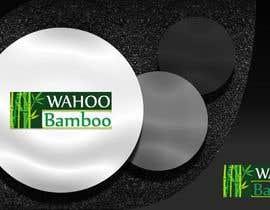 #48 untuk Design a Logo for Wahoo Bamboo oleh ahmad111951