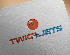 aftabuddin0305 tarafından Design contest for 2 Logos for Twig & Jets için no 2
