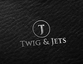 rana60 tarafından Design contest for 2 Logos for Twig & Jets için no 7
