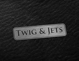 rana60 tarafından Design contest for 2 Logos for Twig & Jets için no 8