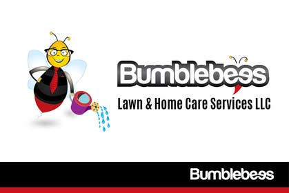 #26 cho Design a Logo for Bumblebees Lawn & Home Care Services LLC bởi chubbycreations