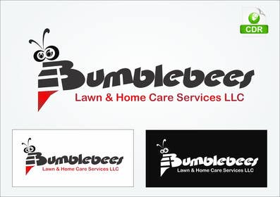 #34 cho Design a Logo for Bumblebees Lawn & Home Care Services LLC bởi petariliev