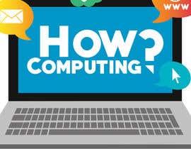 #12 untuk Design a Logo for How Computing? oleh Kamijoshua