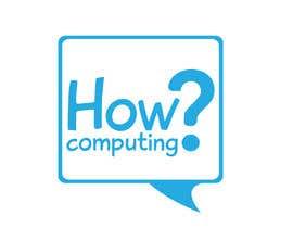#4 untuk Design a Logo for How Computing? oleh zaldslim
