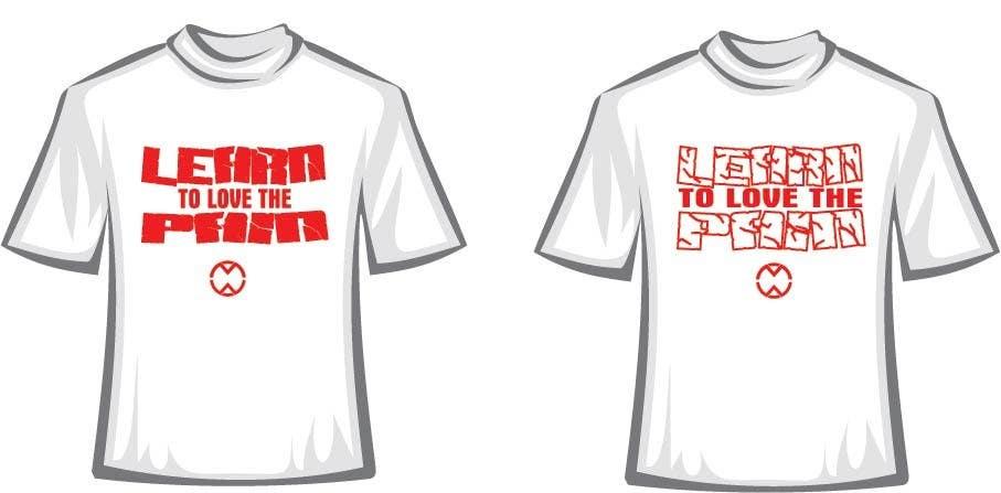 Proposition n°44 du concours T shirt design