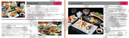 mudrixs tarafından I need some Graphic Design for high end Japanese Restaurant Menu için no 15