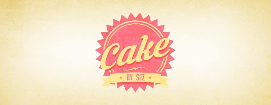 Konkurrenceindlæg #70 for Design a Logo for Cake by Sez