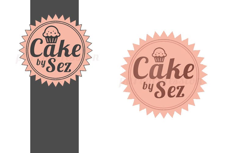 Konkurrenceindlæg #64 for Design a Logo for Cake by Sez