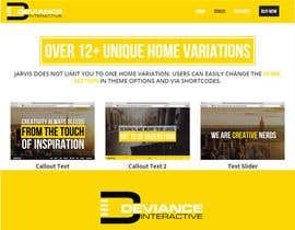 #19 untuk Design A Logo For Deviance Interactive oleh hardeep331