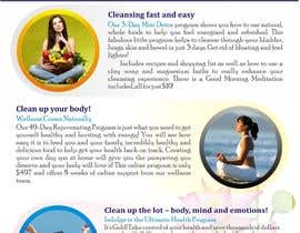 #18 untuk Design a Flyer for our wellness programs oleh joe33143
