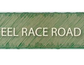 #34 untuk Eel Race Road logo oleh shahinacreative