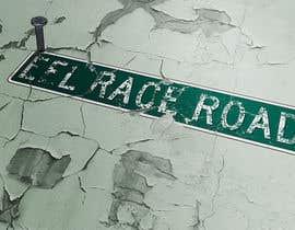 redwineartist tarafından Eel Race Road logo için no 18