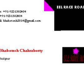 #2 untuk Eel Race Road logo oleh bhabotosh4