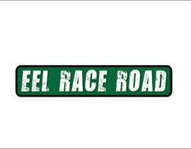 #4 untuk Eel Race Road logo oleh qdoer