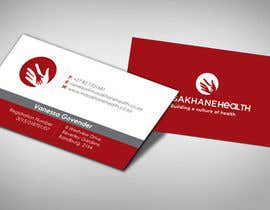 #4 untuk Design a letterhead and business cards for a health consulting company oleh teAmGrafic