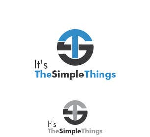 "#29 untuk Design a Logo for ""It's The Simple Things"" blog oleh feroznadeem01"