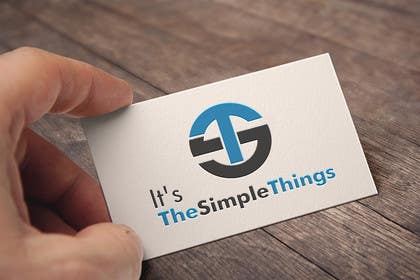 "#45 untuk Design a Logo for ""It's The Simple Things"" blog oleh feroznadeem01"