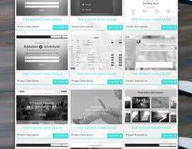 #13 for Design my portfolio page af lassoarts