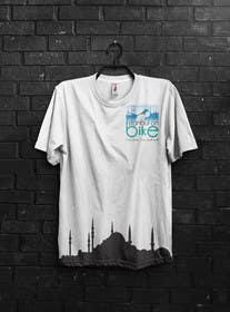 #23 untuk Bike Jersey and T-shirt design oleh akazuk