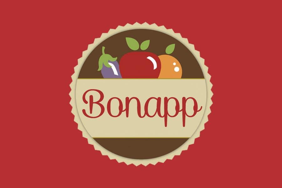 Penyertaan Peraduan #5 untuk Design a Logo for food website