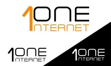 #93 for Develop a Corporate Identity for  ONE INTERNET af albertosemprun