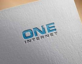 #128 for Develop a Corporate Identity for  ONE INTERNET by sajidachangezi