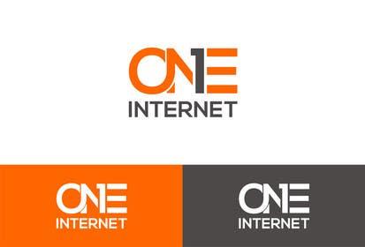 #121 for Develop a Corporate Identity for  ONE INTERNET af usmanarshadali
