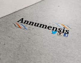 cristinaa14 tarafından Design a Logo for Annumensis için no 11