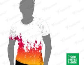 #58 untuk Design a T-Shirt for FireFashion (firefighter theme) oleh avtoringUK