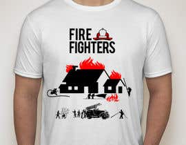 #44 untuk Design a T-Shirt for FireFashion (firefighter theme) oleh KaimShaw