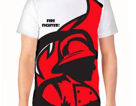 #8 untuk Design a T-Shirt for FireFashion (firefighter theme) oleh jMmore
