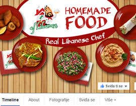 #10 cho Cover photo for Facebook - Lebanese Food Restaurant bởi Atletikos