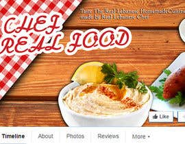 #4 cho Cover photo for Facebook - Lebanese Food Restaurant bởi r35hin