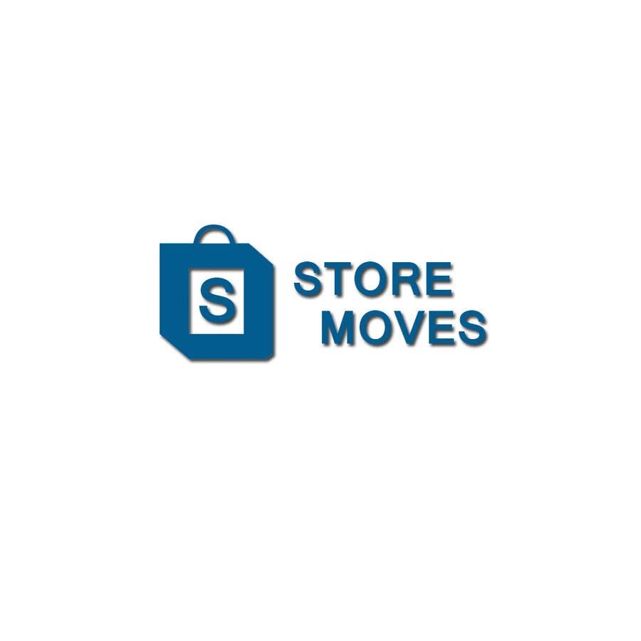 Konkurrenceindlæg #8 for Design a Logo for STOREMOVES