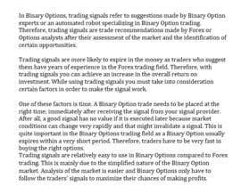 #2 cho Write a Report for binary options -- 2 bởi kopalgupta7