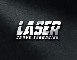 #98 untuk Design a Logo for Laser Carve Engraving oleh mhshah009