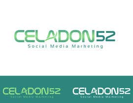 #27 untuk Design a Logo for Celadon 52 Social Media Marketing oleh dlanorselarom