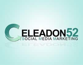 #39 untuk Design a Logo for Celadon 52 Social Media Marketing oleh niceclickptc