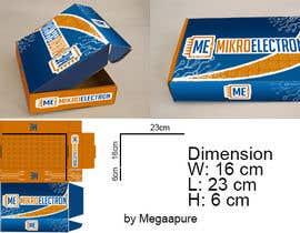 #10 untuk Design Carton Box oleh megaapure