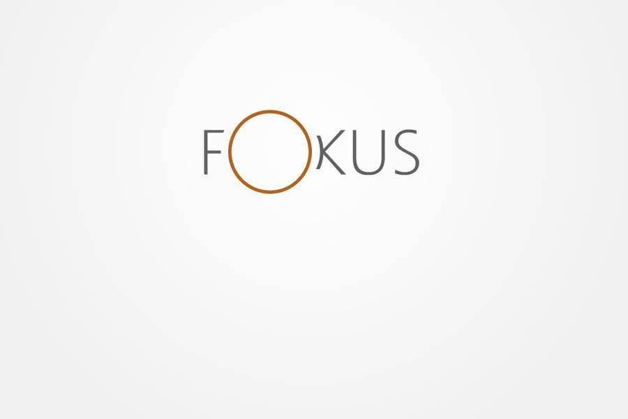 Penyertaan Peraduan #47 untuk Fokus Logo for our re-brand.