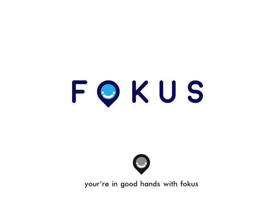 Penyertaan Peraduan #14 untuk Fokus Logo for our re-brand.