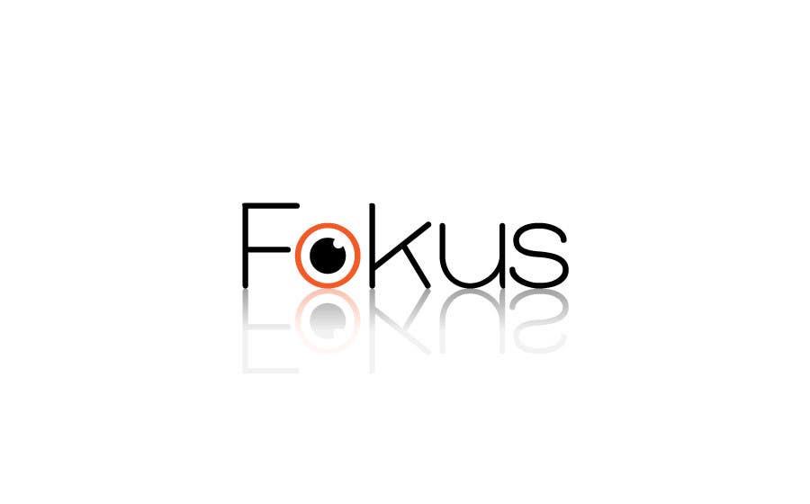 Penyertaan Peraduan #50 untuk Fokus Logo for our re-brand.