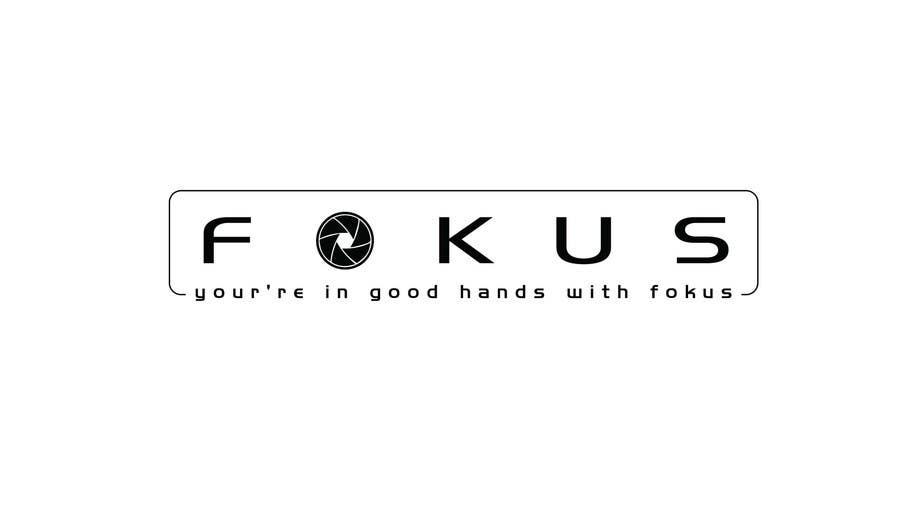 Penyertaan Peraduan #39 untuk Fokus Logo for our re-brand.