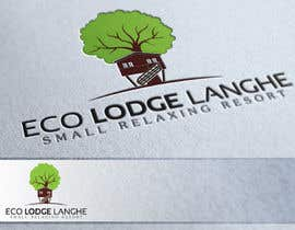 #14 for draw a logo for ECO LODGE LANGHE by HammyHS