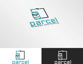 #4 for Logo for parcel receipt and holding company af hics