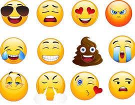 #5 cho I need some Graphic Design for custom emojis bởi leandeganos