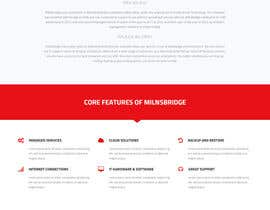 #36 cho Design a Website Mockup for Milnsbridge bởi dhanvarshini
