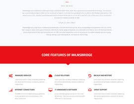 #54 cho Design a Website Mockup for Milnsbridge bởi dhanvarshini