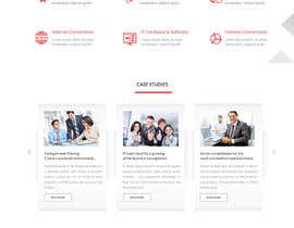 #53 untuk Design a Website Mockup for Milnsbridge oleh webmastersud