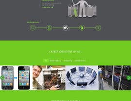 #35 for Design a Website Mockup for a Wordpress site -- 2 af yasirmehmood490